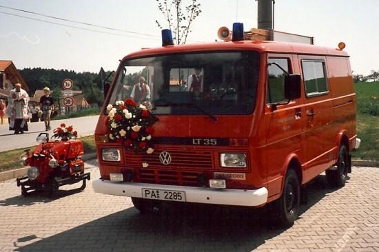 Fahrzeugweihe 1993 6 550_366