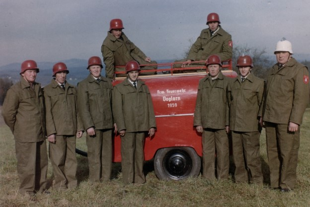 Maschinisten FF Voglarn 1959